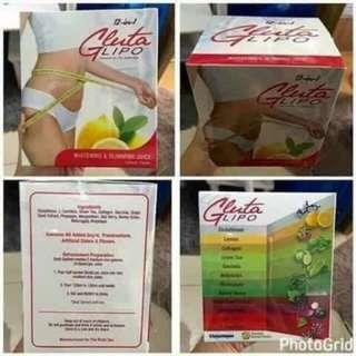 Gluta Lipo 12-in-1 Juice