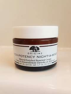 Origins Night-A-Mins cream