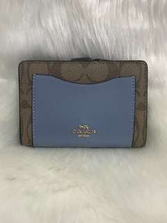 Coach Small Leather Wallet from USA