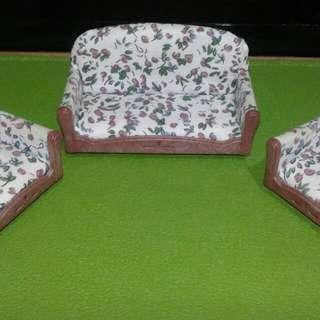 Sylvanian Families Sofa Set