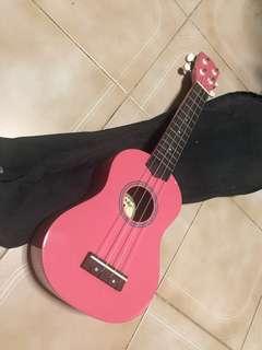 Pink Sonare Ukelele