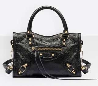 Balenciaga Handbag with tags