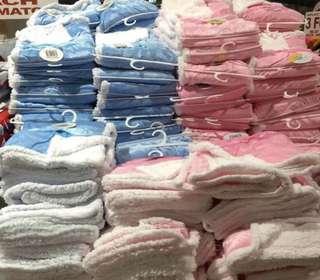 Baby warm soft blankets
