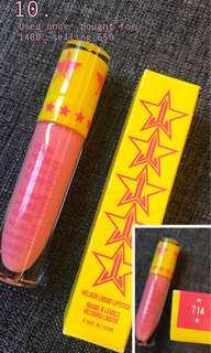Jeffrey starr lipstick