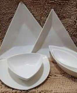 Plates bowls