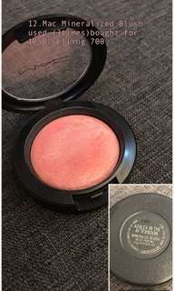 Mac mineralized blush