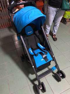 Recaro Easylife 嬰兒車 寶石藍