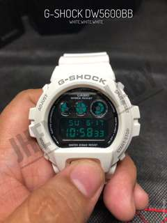 G-SHOCK DW- 6900BB Brandnew Complete Package  Gshockbox, Manual, Can and Casio paper bag.   👍🏻Original Equipment Manufactured (OEM) 👊🏼Not Class-a  💯 Legit Seller FOR OTHER UNITS, PLEASE PM ME!  Godbless everyone!😇🙏☝️