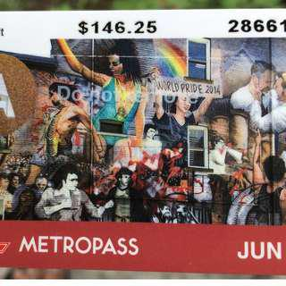 TTC Travel Bus/Train Pass, Available from June 19 Evening after 7PM