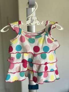 (000) HUNDREDS THOUSANDS BABY DRESS