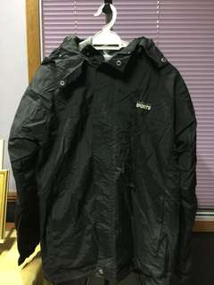 Authentic Giordano Sports Winter Jacket (double insulation)