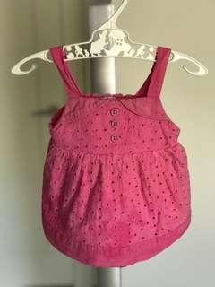 (3-6) TARGET GIRLS DRESS