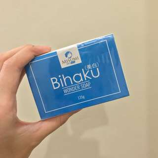 (IN STOCK) Bihaku Wonder Soap