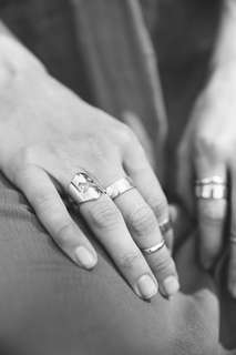 MINC COLLECTIONS RING SET 3 PIECES