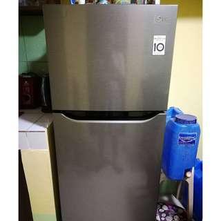 LG No Frost Refrigirator