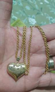 18k saudi gold 18 inches