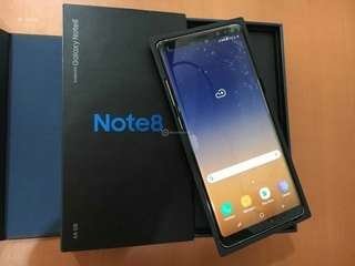 Looking for samsung note 8