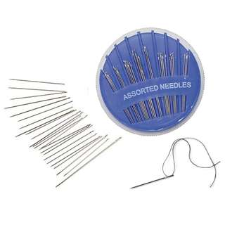 Assorted Hand Sewing Needles