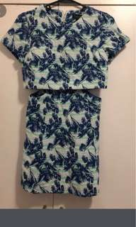Topshop dress size small