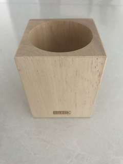 Kikki.k Wooden Pencil Holder
