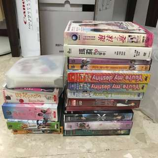 Korean & Taiwan series (state your price)