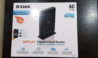 D-Link AC1750 wireless router