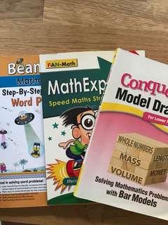 Primary Math (P3/Level 3)