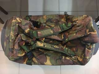 Military Heavy Duty Cargo Bag