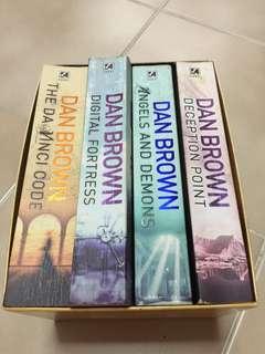 Dan Brown Collection
