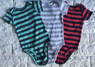 Carter's onesies