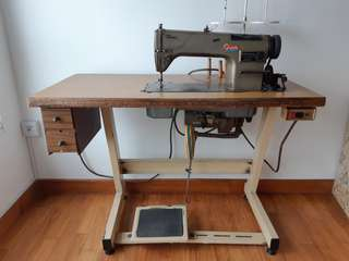 Old Toyota sewing machine