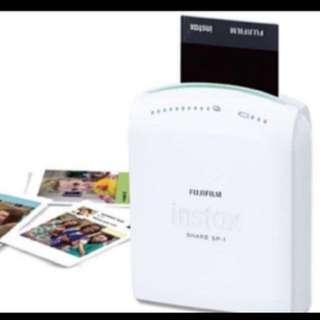 Polaroid Film Printing