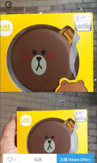 熊寶寶充電寶