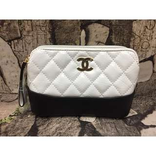 Chanel Quilted Chain Sling Bag
