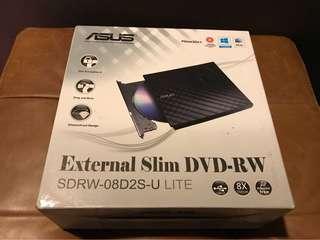 Asus External Slim DVD-RW SDRW-08D2S-U LITE