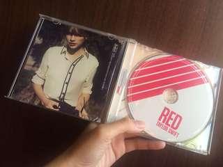 [ORIGINAL 100%] ALBUM TAYLOR SWIFT RED & [ORIGINAL 100%] ALBUM SPEAK NOW TAYLOR SWIFT