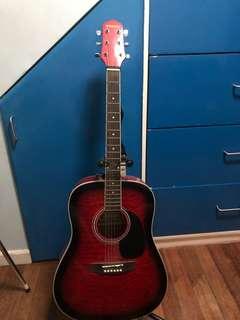 Fernando Semi-Acoustic Guitar