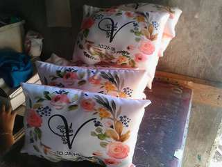 Personalized Pillows (A4 size)