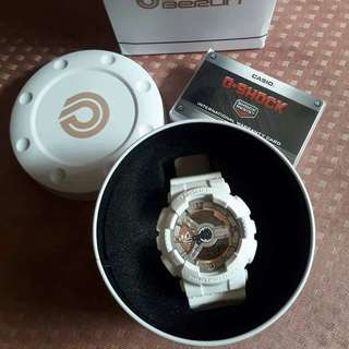 Casio G-Shock Limited Edition - White