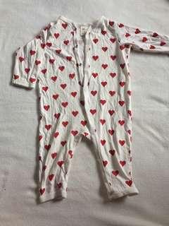 H&M baby onsie