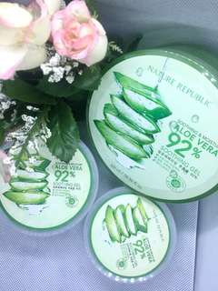 Nature Republic Aloe Vera Gel in Takal Pack 50ml