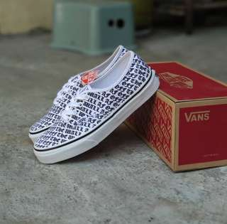 Vans Authentic OTW-AF White tru white