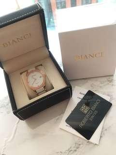 Brand New BIANCI ceramic watch