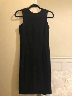 David Lawrence black dress, sz8au, luxury fabric, nice and elegant, bought 399au, very new.