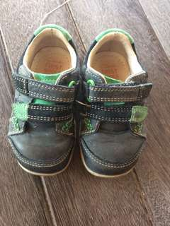 Clarks Boy First Shoes UK3.5