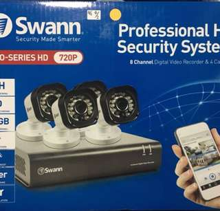 Swann CCTV Camera