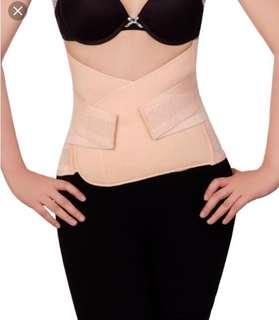 Abdominal tummy binder
