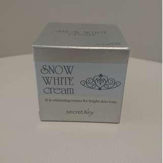 Secret Key - Snow White Cream - 50g