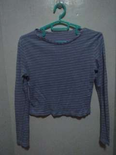 Croptop long sleeve