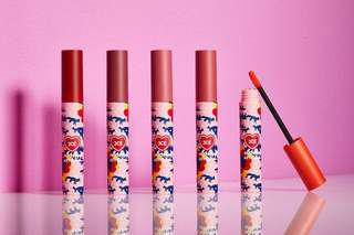 3CE Maison Kitsune Lip Tints